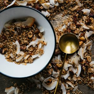 Easy Oil-Free Granola