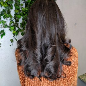 Healthy Hair on a Plant-Based Diet