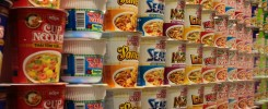 Brands of instant noodles