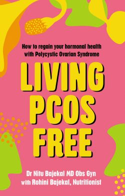 Living PCOS Free, book cover